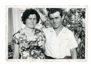 Antonia & Cuţa (c. 1981)